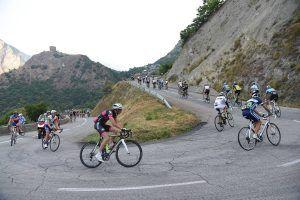 photo cyclistes en tenue ozio