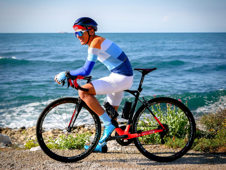 Cuissard et maillot de vélo OZIO