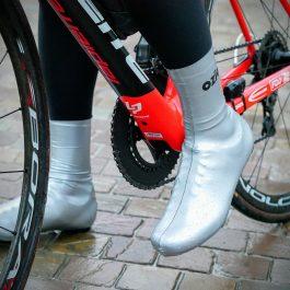 Couvre-chaussures de vélo spéciale pluie OZIO
