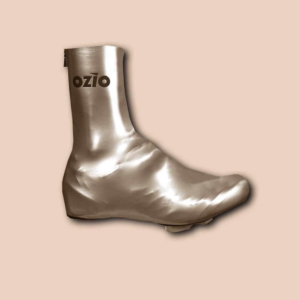 Couvre-chaussures de vélo imperméable bronze OZIO