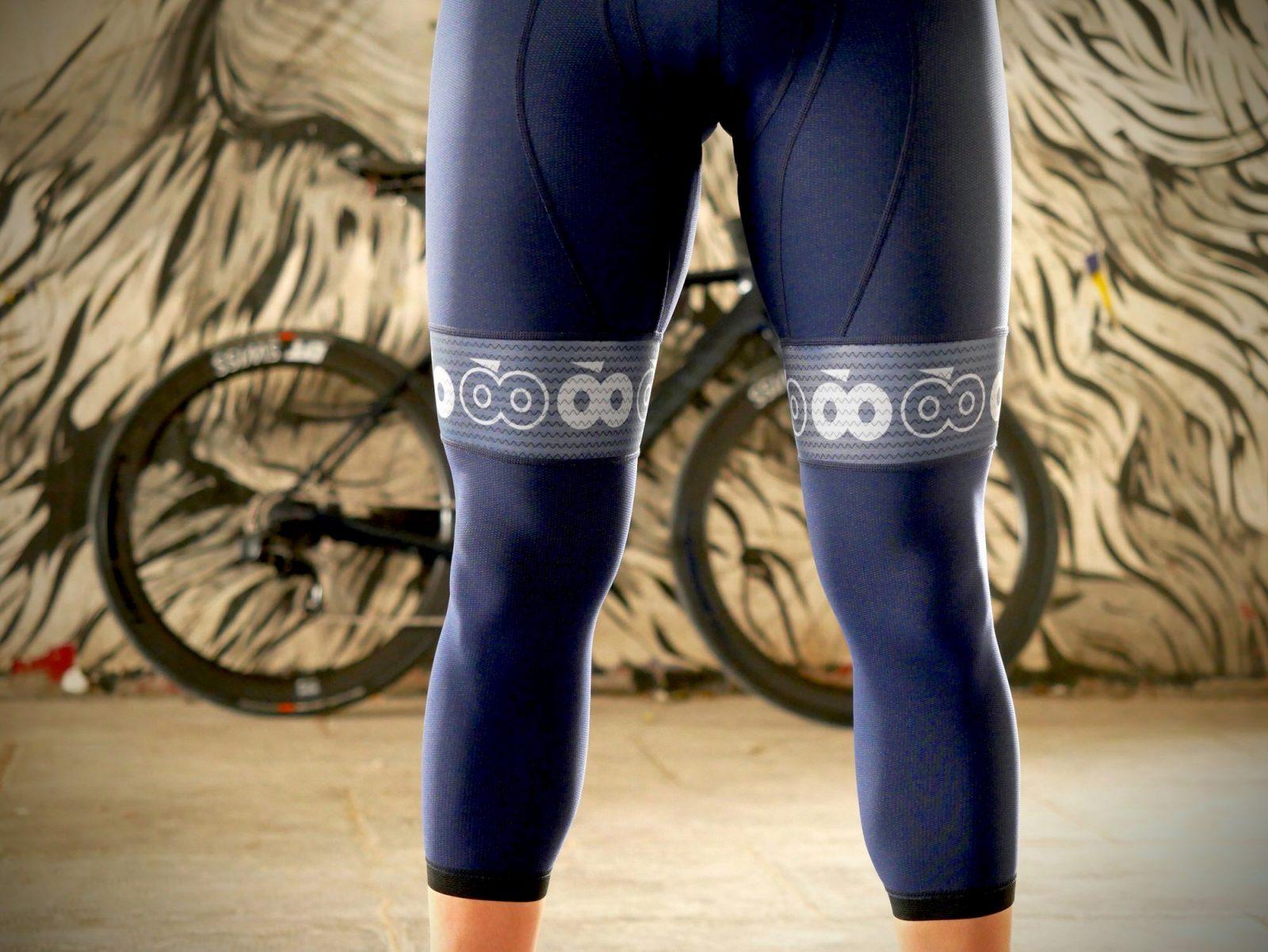 Corsaire vélo bleu