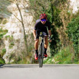 Maillot vélo été manches courtes MALTHE