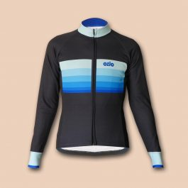 Maillot cycliste manches longues GRADATION