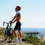 Maillot vélo été manches courtes aux couleurs de la Belgique - OZIO