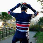 Veste de vélo hiver OZIO