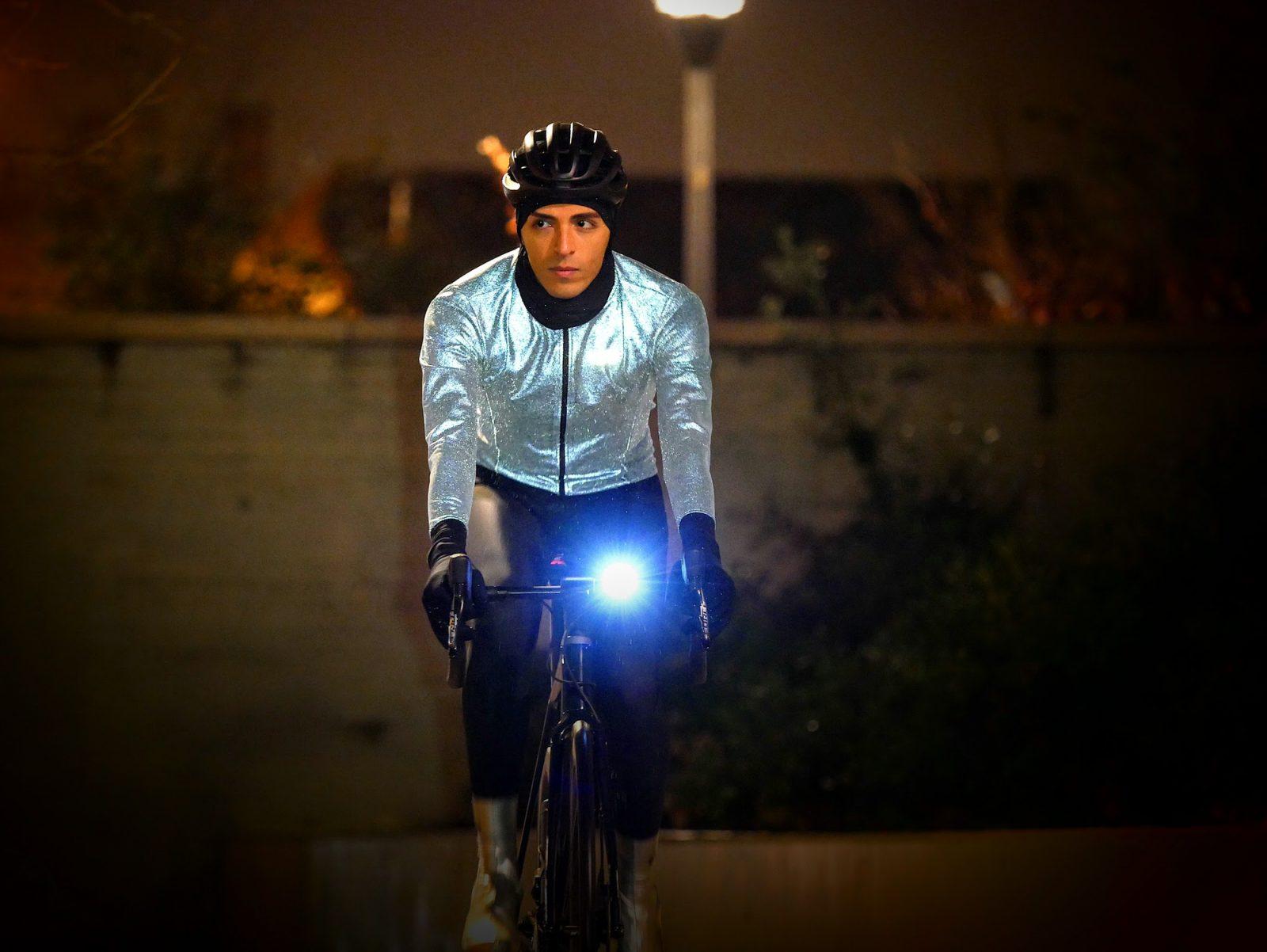 Veste de vélo réfléchissante OZIO