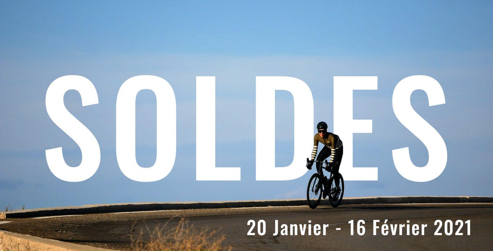 Soldes hiver vêtements vélo OZIO