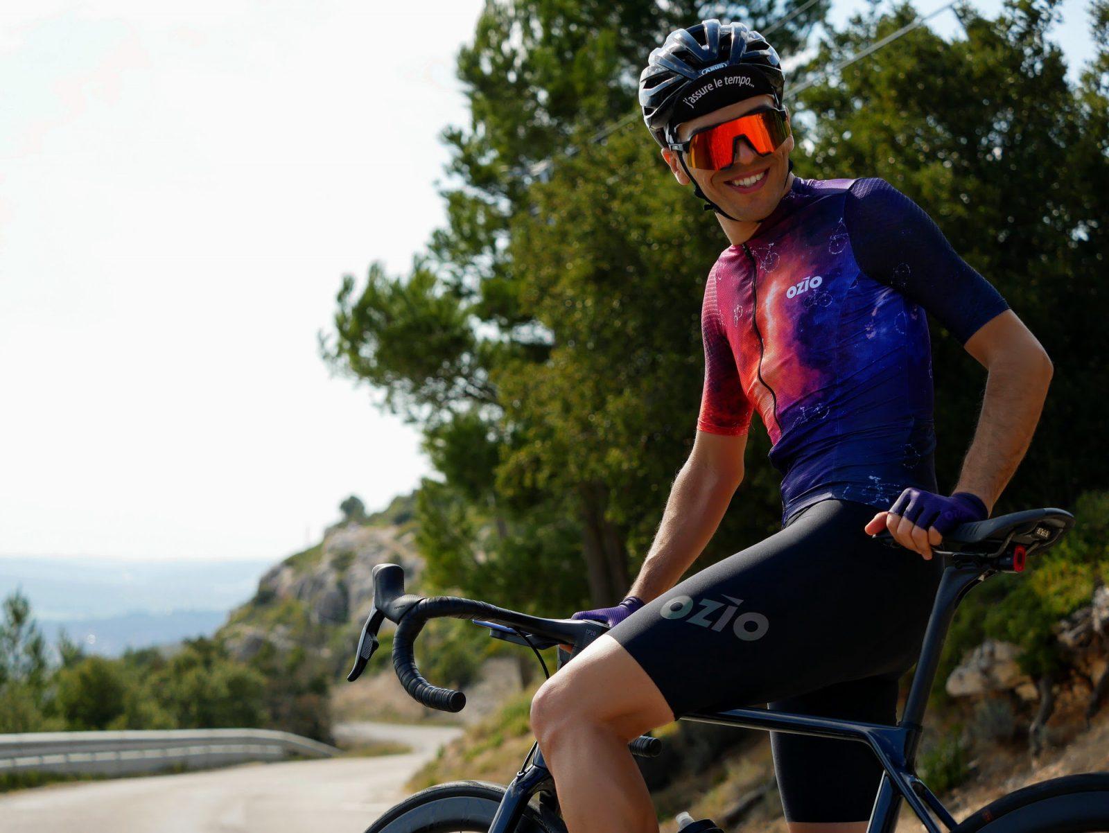 Maillot cycliste été CONSTELLATION