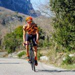 Maillot cycliste été homme qui pédale OZIO
