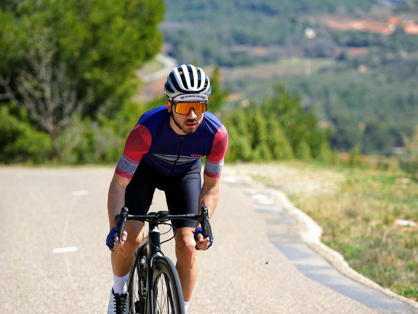 Maillot de vélo été homme qui pédale OZIO