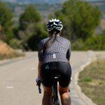Arrière maillot de vélo été femme OZIO