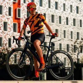 Maillot de vélo manches courtes été OZIO