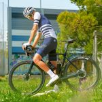 Cuissard de vélo bleu OZIO