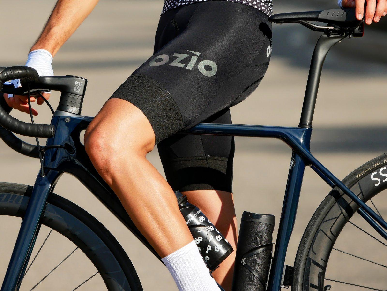 Cuissard de vélo noir OZIO