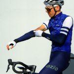 Gilet coupe-vent cycliste OZIO