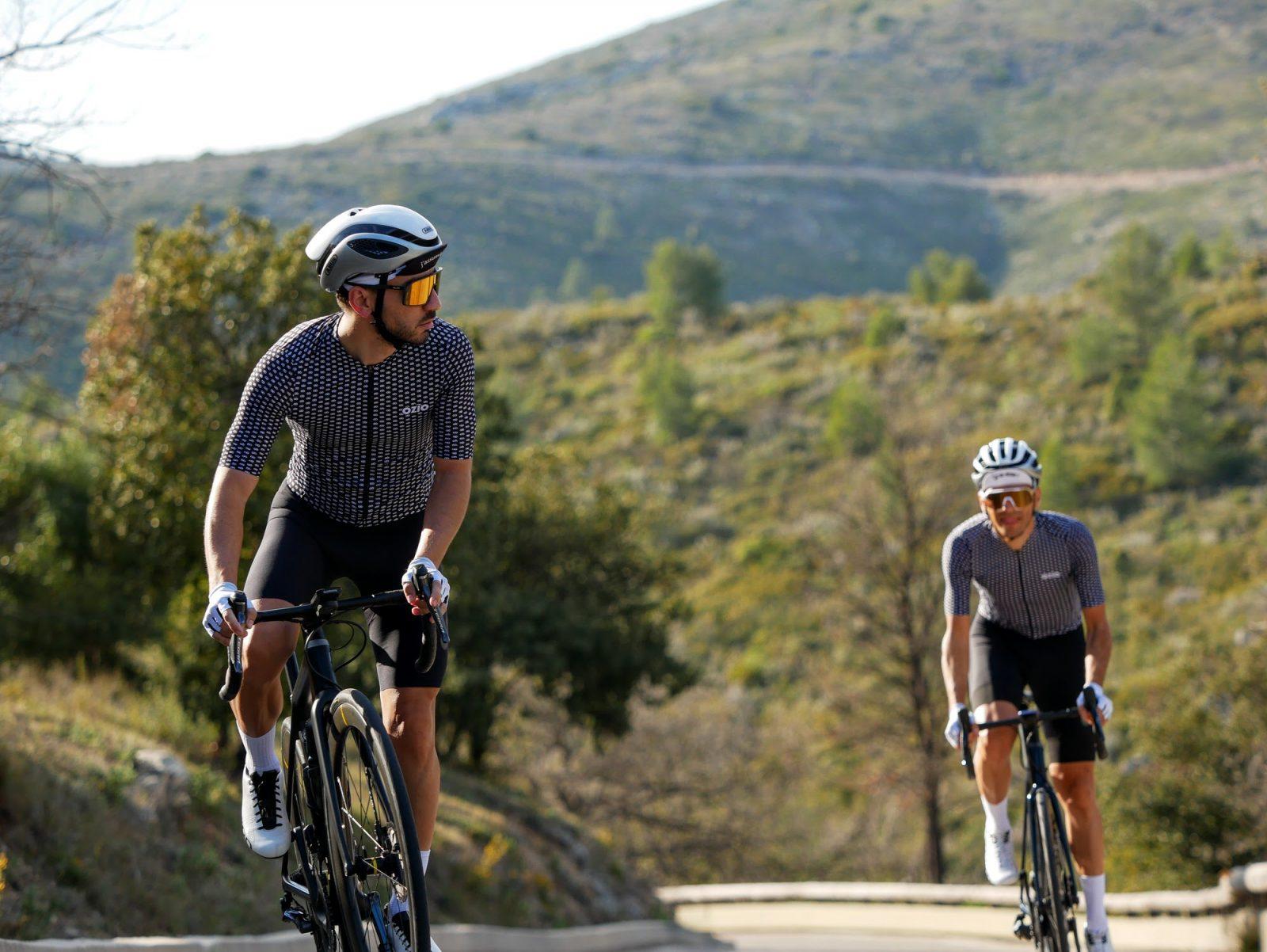 Maillot cycliste été hommes OZIO