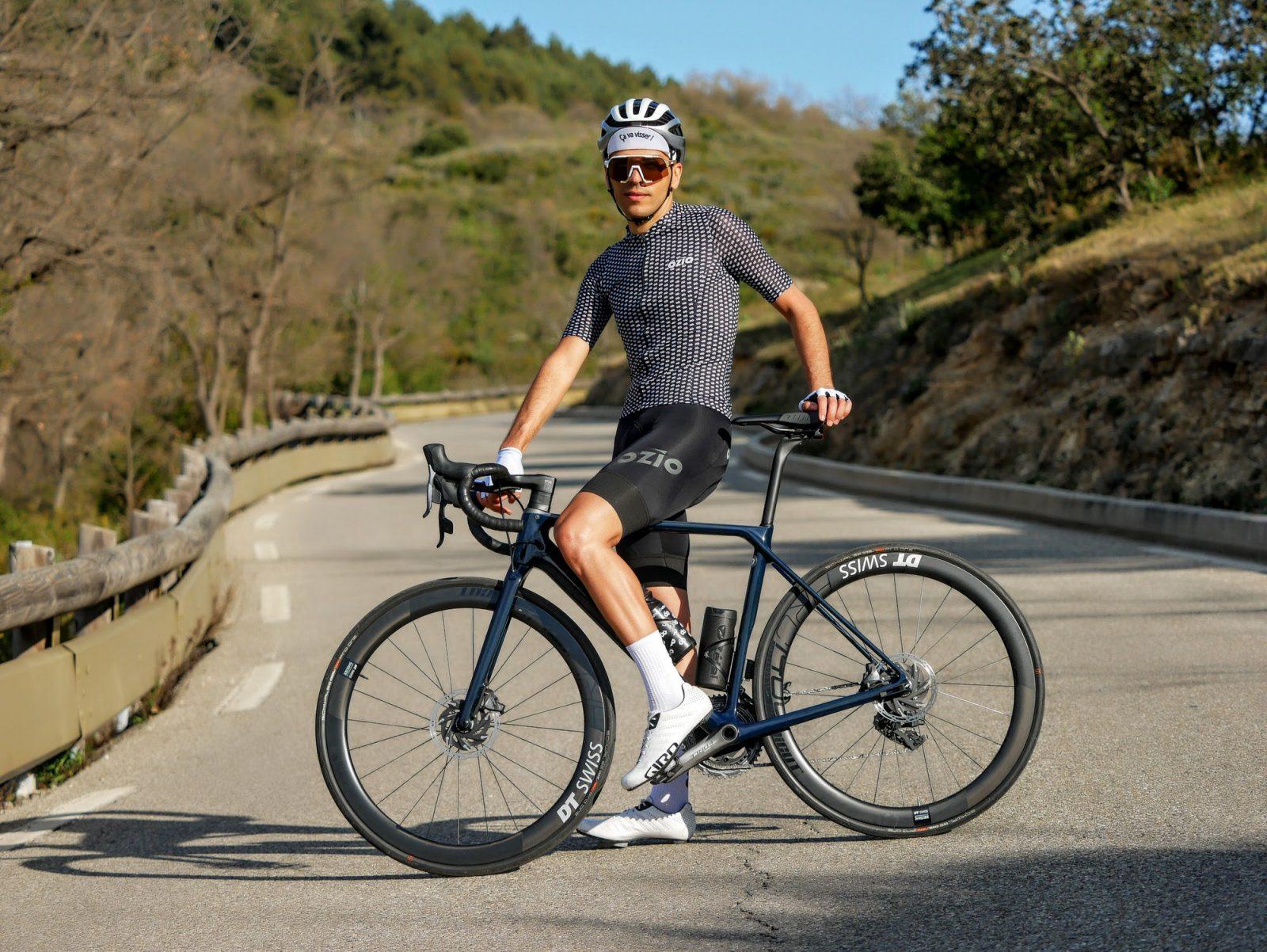Maillot cycliste été homme OZIO