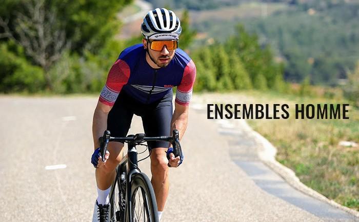 ensembles cycliste homme